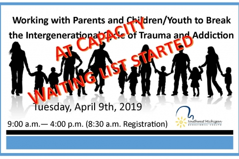 Working with Parents and Children/Youth to Break the Integration Cycle of Trauma and Addiction