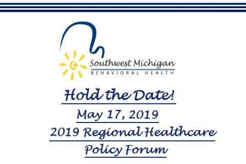 Hold the Date! 2019 Regional Healthcare Policy Forum