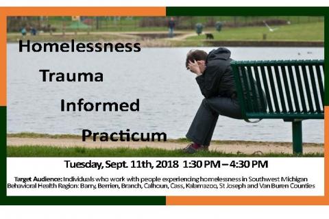 Homelessness Trauma Informed Practicum