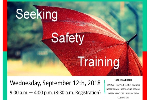 Seeking Safety Training