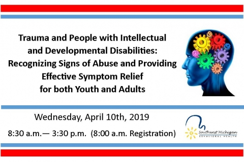 Trauma and People with Intellectual or Developmental Disabilities Training